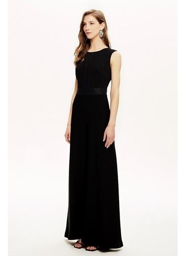 NaraMaxx Siyah Abiye Elbise Siyah